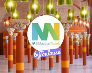 #MuseumWeek… by Toulouse !