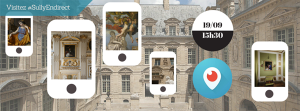 Periscope, la culture en direct